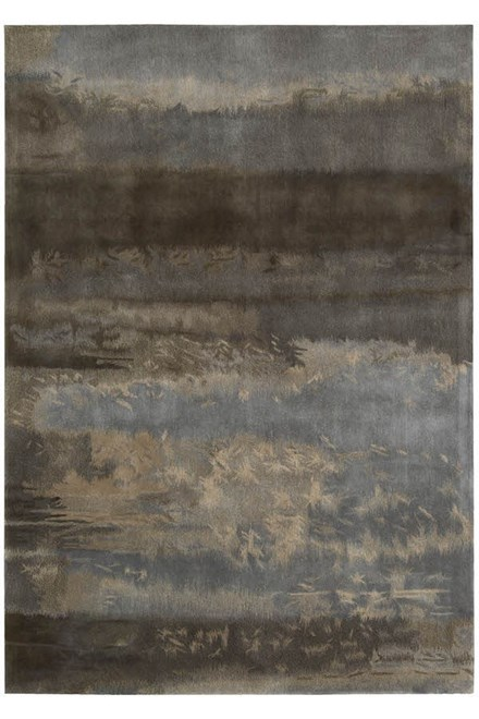 Calvin Klein Home Luster Wash Chrome Rugs Rugs Direct