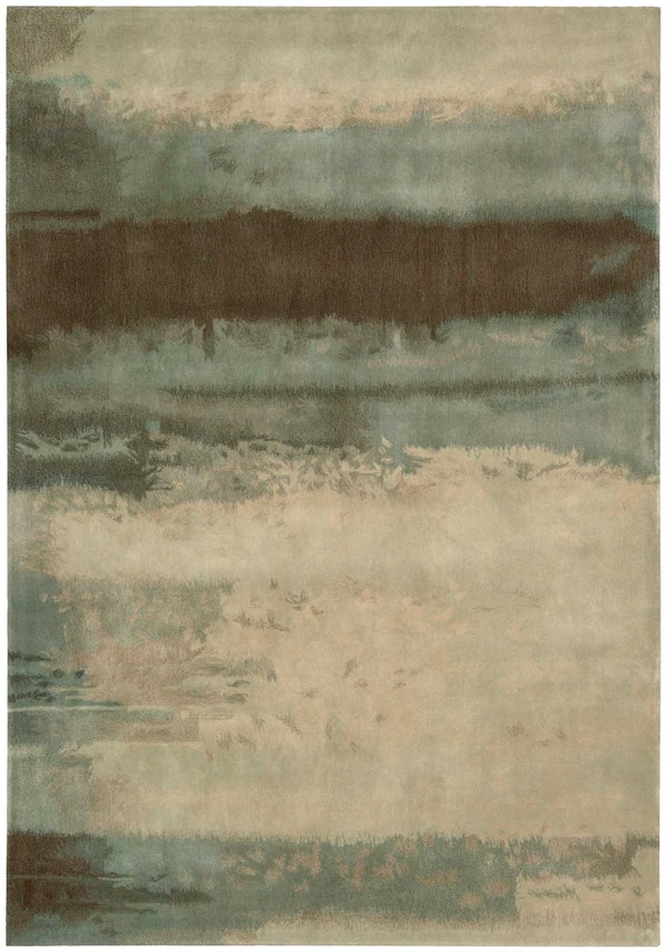 Light Green (SW-10) Transitional Area Rug
