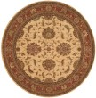 Product Image of Ivory, Red Traditional / Oriental Area Rug