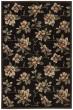 Product Image of Black Floral / Botanical Area Rug