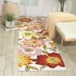 Product Image of Ivory Floral / Botanical Area Rug