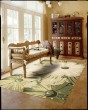 Product Image of Floral / Botanical Herb Area Rug