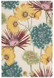 Product Image of Floral / Botanical Ivory Area Rug