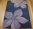 Product Image of Blue Floral / Botanical Area Rug