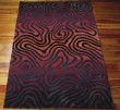 Product Image of Sangria Contemporary / Modern Area Rug