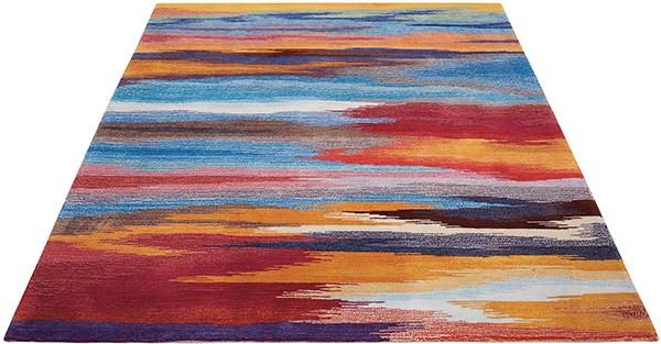 Sunset Contemporary / Modern Area Rug