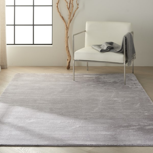 Platinum (CK-18) Contemporary / Modern Area Rug