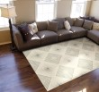 Product Image of Champagne Contemporary / Modern Area Rug