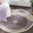 Product Image of Grey Transitional Area Rug