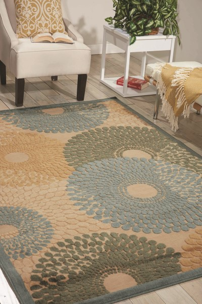 Nourison Graphic Illusions Gil 04 Rugs Area Rugs Rugs