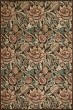 Product Image of Floral / Botanical Brown Area Rug