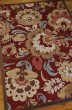 Product Image of Red Floral / Botanical Area Rug