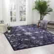 Product Image of Indigo Traditional / Oriental Area Rug