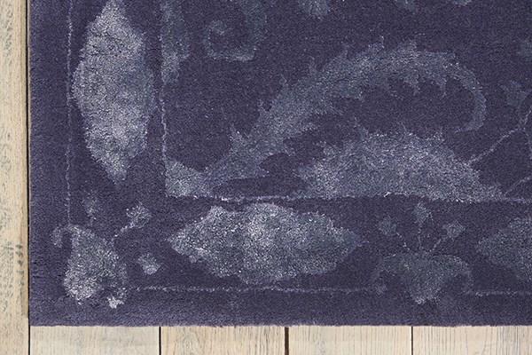 Indigo Traditional / Oriental Area Rug