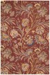 Product Image of Floral / Botanical Rust Area Rug