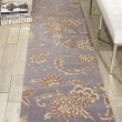 Product Image of Slate Floral / Botanical Area Rug