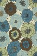 Product Image of Outdoor / Indoor Light Blue Area Rug