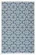 Product Image of Navy Moroccan Area Rug
