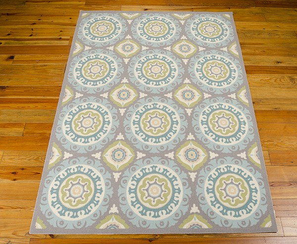 Jade Transitional Area Rug