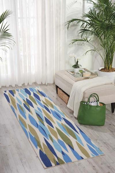 Seaglass Outdoor / Indoor Area Rug