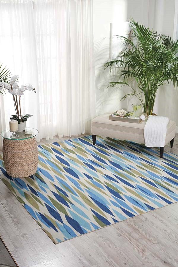 Seaglass Outdoor / Indoor Area Rug