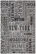 Product Image of Contemporary / Modern Graphite Area Rug