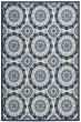 Product Image of Transitional Navy Area Rug