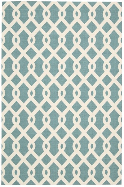 Poolside Contemporary / Modern Area Rug