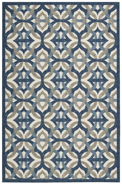Celestial Transitional Area Rug