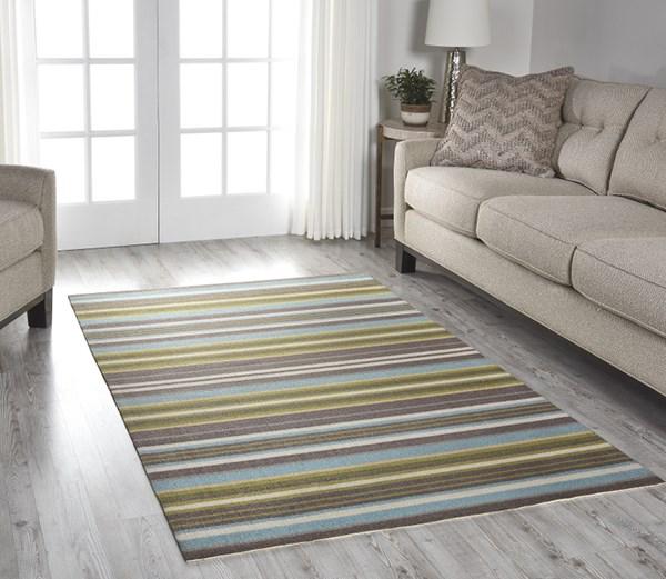 Platinum Outdoor / Indoor Area Rug