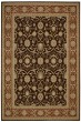 Product Image of Traditional / Oriental Dark Brown Area Rug