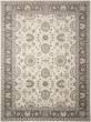 Product Image of Traditional / Oriental Ivory, Grey Area Rug