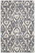 Product Image of Transitional Graphite Area Rug