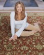 Product Image of Brick, Ivory Traditional / Oriental Area Rug