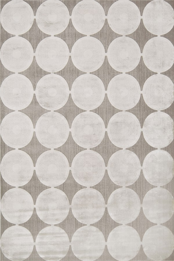 Feather Contemporary / Modern Area Rug