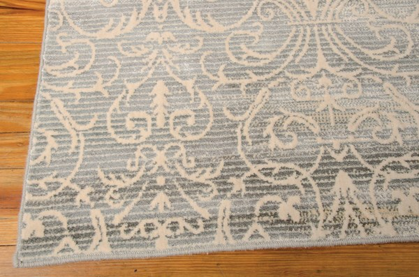 Cobalt Traditional / Oriental Area Rug