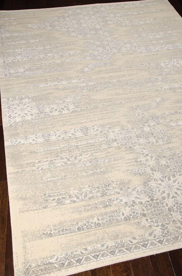 Bone Traditional / Oriental Area Rug