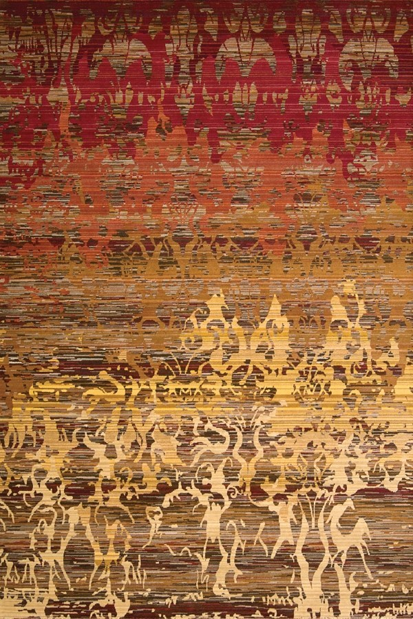 Sunrise Contemporary / Modern Area Rug