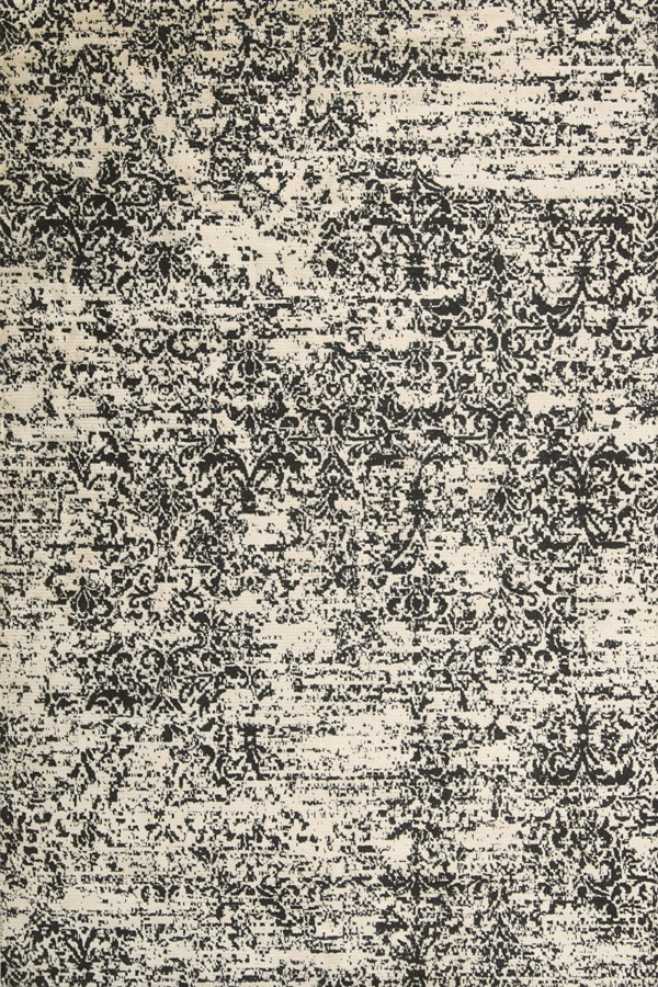 Hematite (MAY-08) Vintage / Overdyed Area Rug
