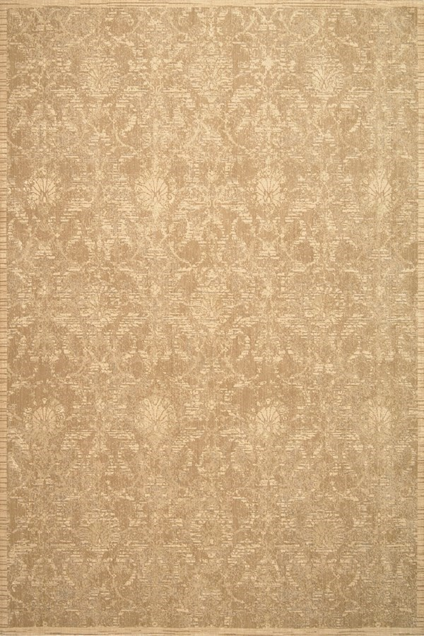 Sand Traditional / Oriental Area Rug