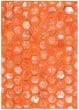 Product Image of Contemporary / Modern Tangerine Area Rug