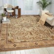 Product Image of Beige (ANT-09) Traditional / Oriental Area Rug