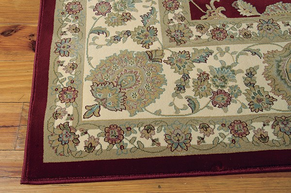 Garnet (ANT-01) Traditional / Oriental Area Rug