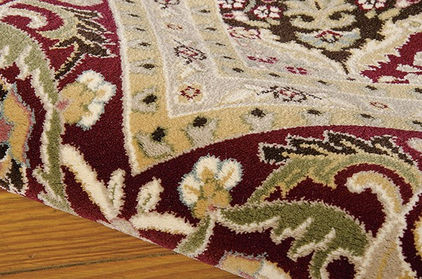 Ivory (ANT-02) Traditional / Oriental Area Rug