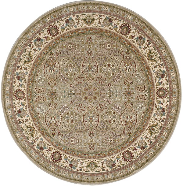 Cream (ANT-03) Traditional / Oriental Area Rug