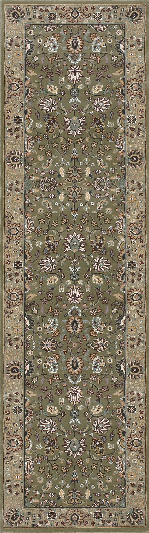 Sage (ANT-04) Traditional / Oriental Area Rug