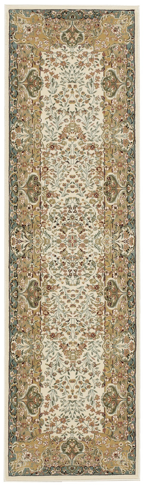 Ivory (ANT-05) Traditional / Oriental Area Rug