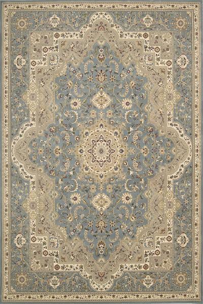 Slate Blue (ANT-06) Traditional / Oriental Area Rug