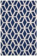 Product Image of Blue, Ivory Transitional Area Rug