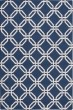 Product Image of Contemporary / Modern Navy Area Rug